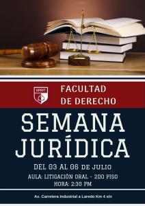 Semana Juridica 2019
